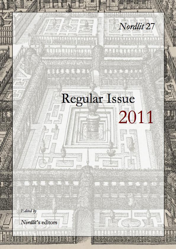 View No. 27 (2011): Regular Issue 2011