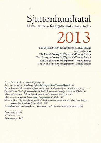 View Vol. 10 (2013)