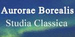 Aurorae Borealis Studia Classica